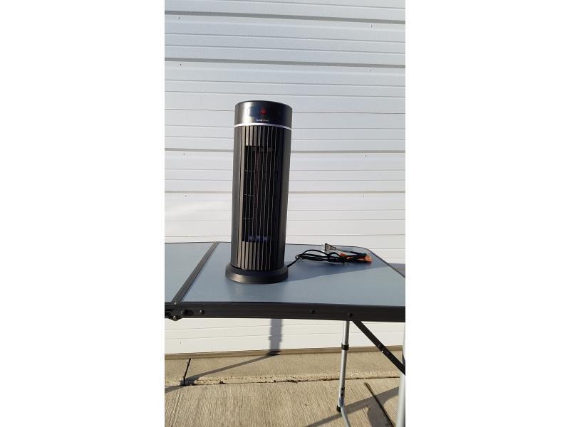 Oscillating Infrared Room Heater
