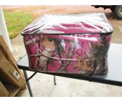 Next Vista Pink Camo Bed Set - Queen