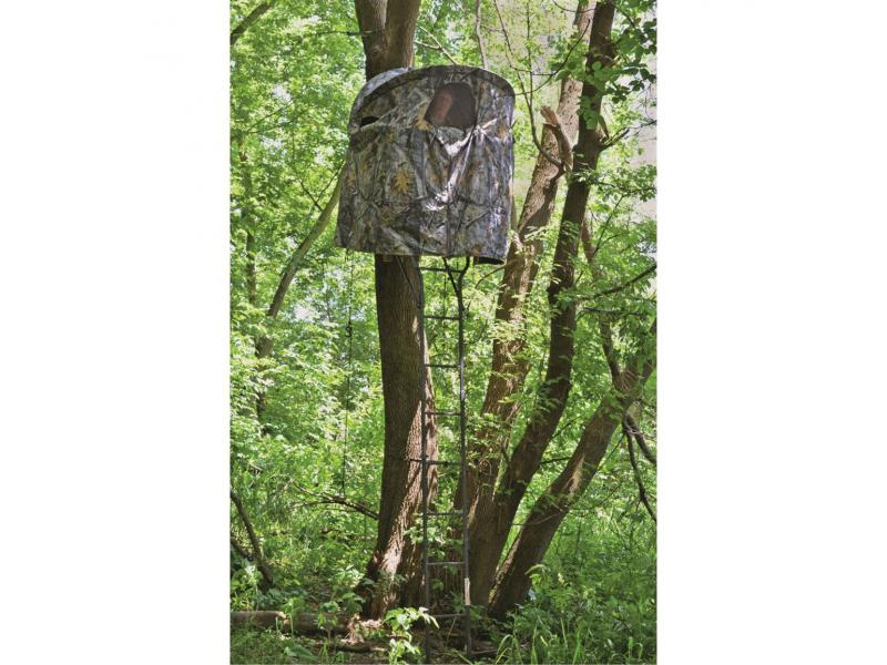 All Weather Tree Stand Universal Hunting Blind