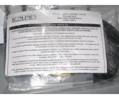 Kolpin Polaris RZR 570 / 800 / 900 Full-Fixed Windshield