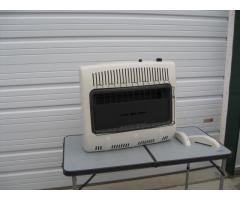 Mr. Heater Natural Gas Garage Heater, 30,000 BTUs