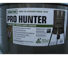 Moultrie 55-gallon Pro Hunter Tripod