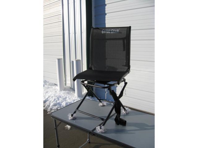 Miraculous 360 Degree Swivel Hunting Blind Chair Northeast Crown Inzonedesignstudio Interior Chair Design Inzonedesignstudiocom