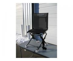 360 Degree Swivel Hunting Blind Chair
