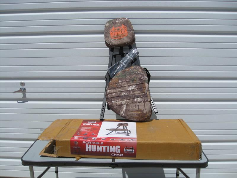 Redneck Outdoors® Portable Hunting Chair